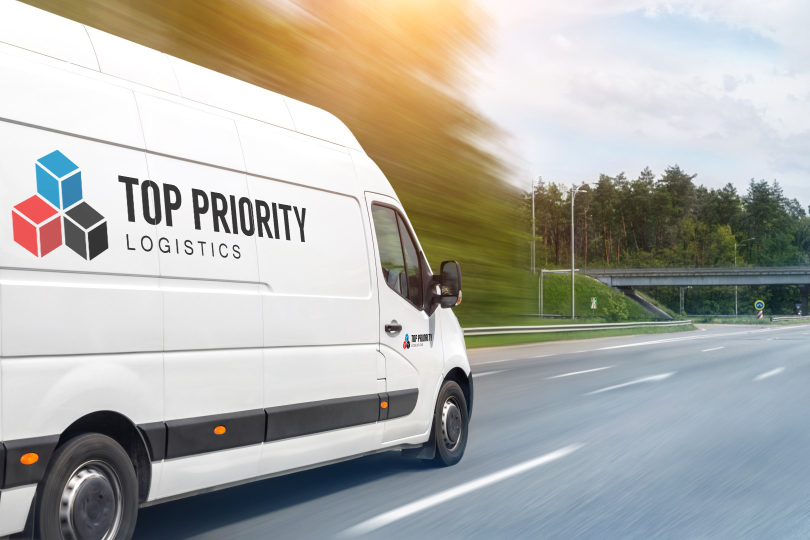 delivery and collection across the globe